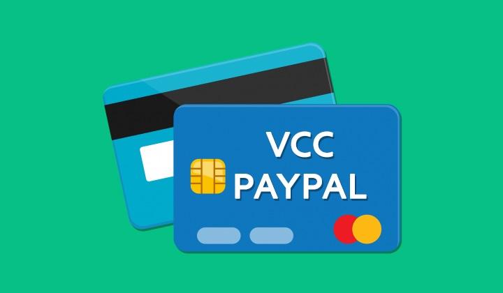 Jasa Verifikasi Paypal / Jual VCC Murah